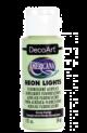 Tinta Decoart Americana Neon Lights Green Energy - DA343