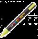 Caneta Posca PC-5M 2,5 mm - Cor Amarelo Fluorescente